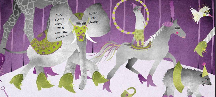 mikolay and julia meet the fairies music