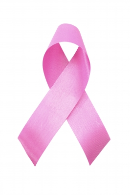 Pink Breast Cancer Ribbon by Scott Chan.