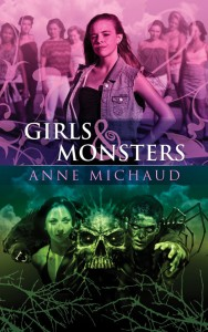 Anne Michaud girls and monsters